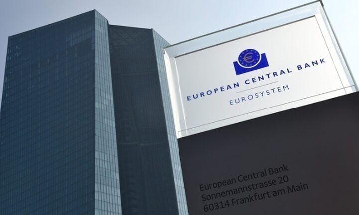 ΕΚΤ: Στα 21,5 δισ. ευρώ  ο δανεισμός των ελληνικών τραπεζών