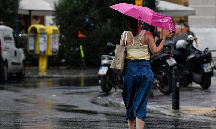 Αλλάζει το σκηνικό του καιρού: Πτώση θερμοκρασίας έως 10 βαθμούς