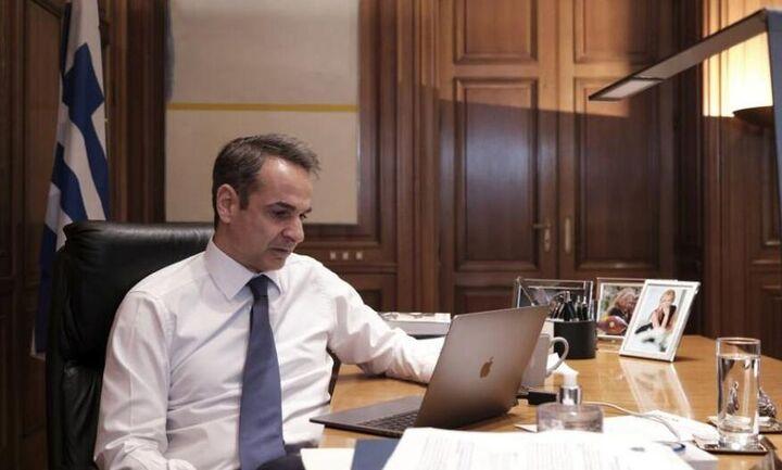 Μητσοτάκης: «Η Ελλάδα είναι ακόμα καταλληλότερη για επενδύσεις, από ό,τι πριν από 5 μήνες»