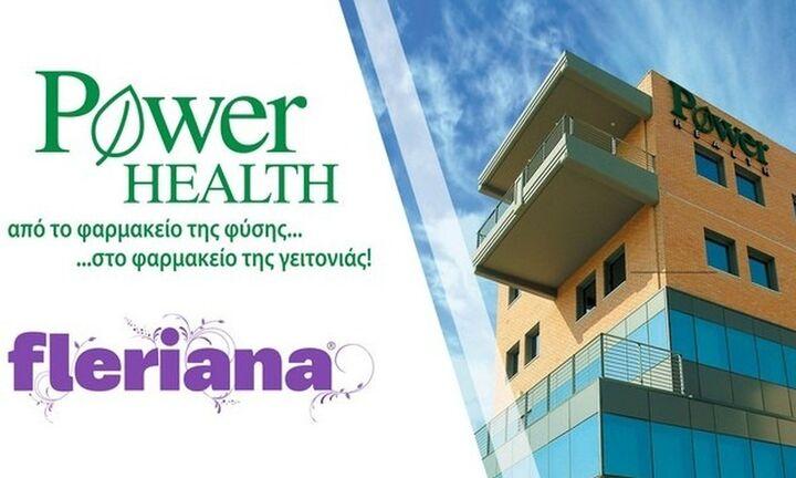Εξαγορά της Fleriana από την Power Health