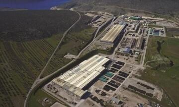 Σωληνουργεία Κορίνθου: Προς μηδενικό αποτύπωμα άνθρακα-Αποκλειστικά από ΑΠΕ η ηλεκτροδότηση