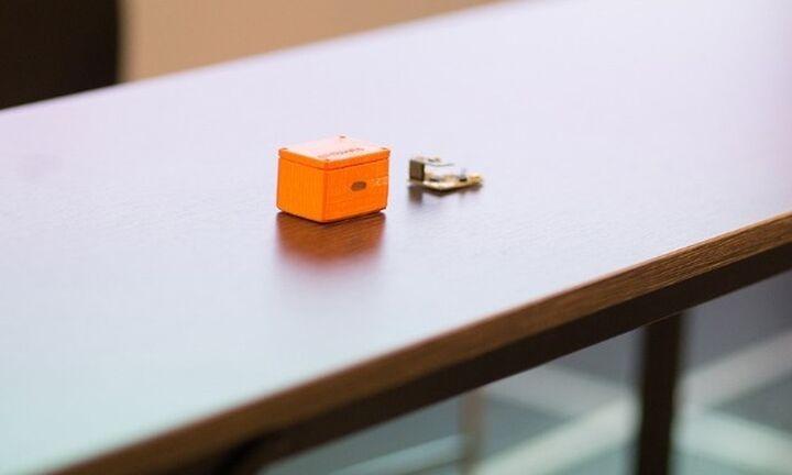 Μικροσκοπική συσκευή ελληνικής startup προσελκύει το Ντουμπάι