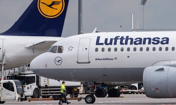 Συμφωνία δισεκατομμυρίων για τη διάσωση της Lufthansa