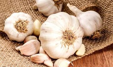 Σε ιαπωνικά συμπληρώματα διατροφής το σκόρδο Πλατύκαμπου