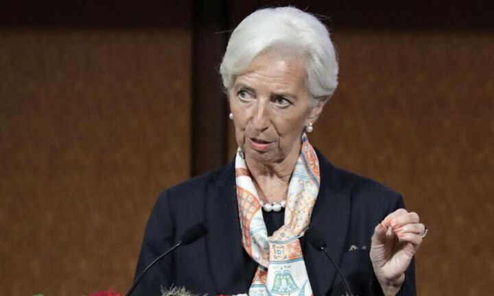 Λαγκάρντ: Από 8% έως 12% η συρρίκνωση για την οικονομία της ευρωζώνης