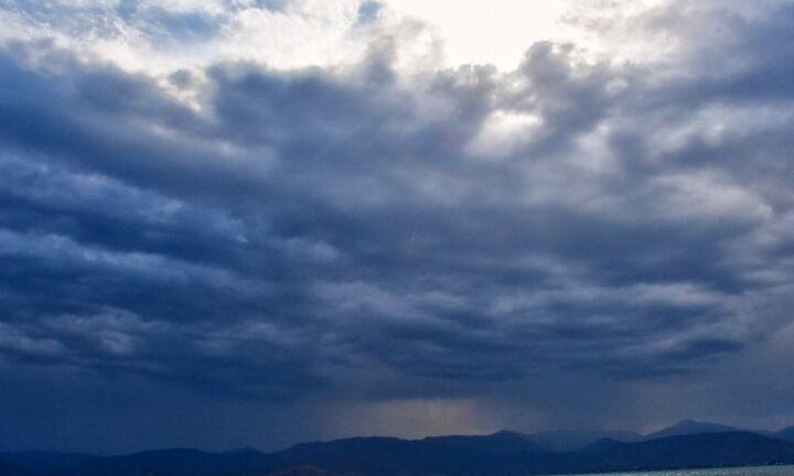 Δέκατη ημέρα αστάθειας στον καιρό: Πού θα είναι έντονα τα φαινόμενα