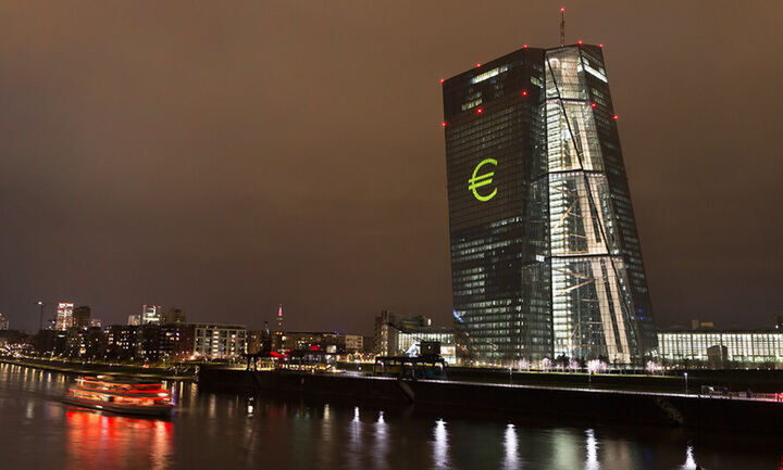 ΕΚΤ: Στο 1,35 τρισ. το πρόγραμμα αγοράς ομολόγων