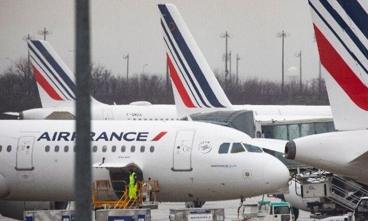 Air France: Τρεις νέοι προορισμοί σε Θεσσαλονίκη, Μύκονο και Σαντορίνη