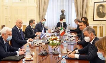 Συμφωνία - πακέτο με Ιταλία για ΑΟΖ και άνοιγμα συνόρων
