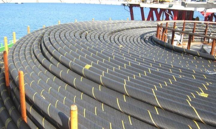 Στην τελική ευθεία η μεγάλη ενεργειακή διασύνδεση της Κρήτης με την Αττική