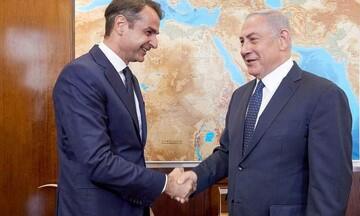 Ταξίδι στο Ισραήλ με επενδύσεις στην ατζέντα
