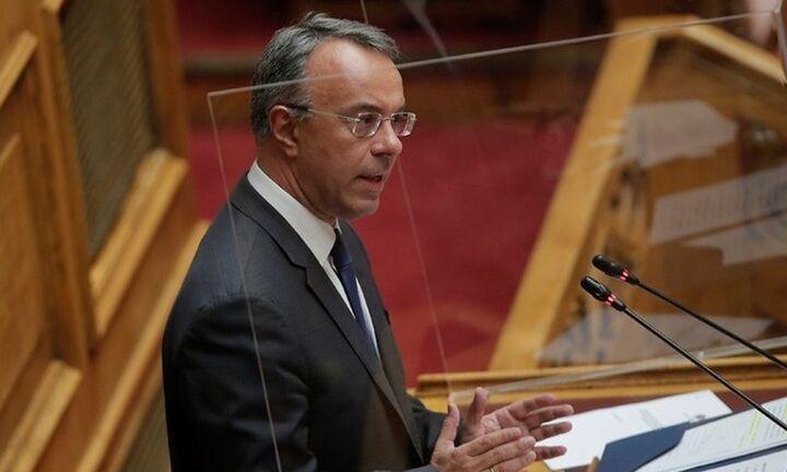Σταϊκούρας: Προς σταδιακή μείωση της φορολογίας και των εισφορών