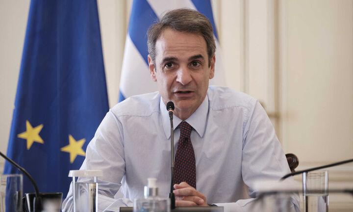 Πρόγραμμα «Αντώνης Τρίτσης»-Μητσοτάκης: Θα δημιουργηθούν 40.000 θέσεις εργασίας