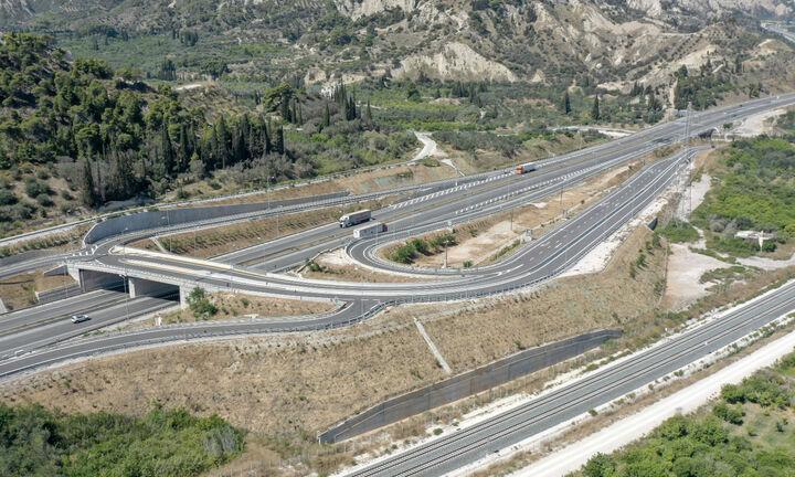 Παραδόθηκε στην κυκλοφορία ο κόμβος Λυκοποριάς στην Ολυμπία Οδό