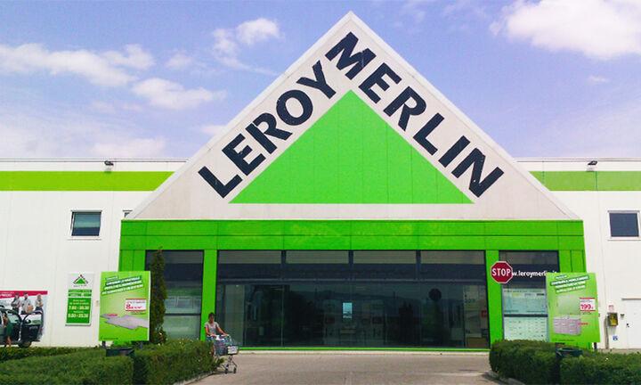 Επενδύσεις  20 εκατ. ευρώ από τη Leroy Merlin στην ελληνική αγορά