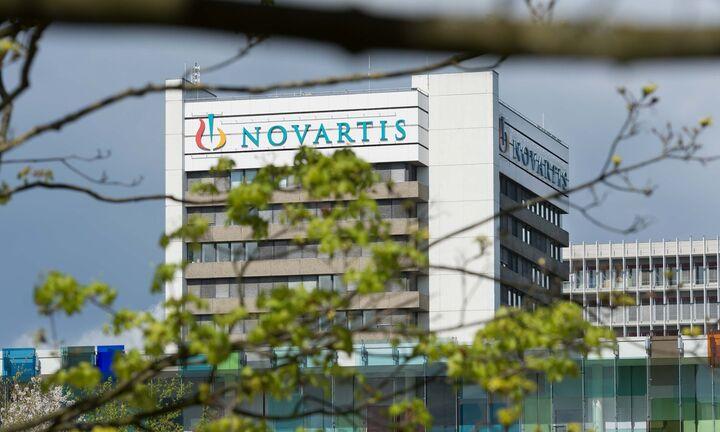 Με 350 εκατ. δολάρια «καθαρίζει» η Novartis