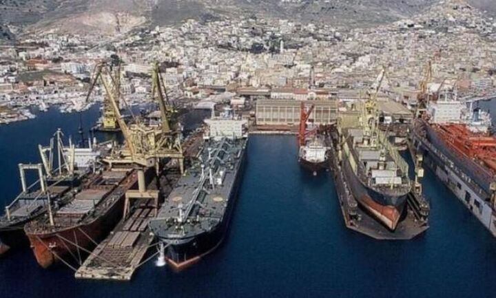 Πρόταση εξαγοράς των Ναυπηγείων Ελευσίνας από τις ΗΠΑ