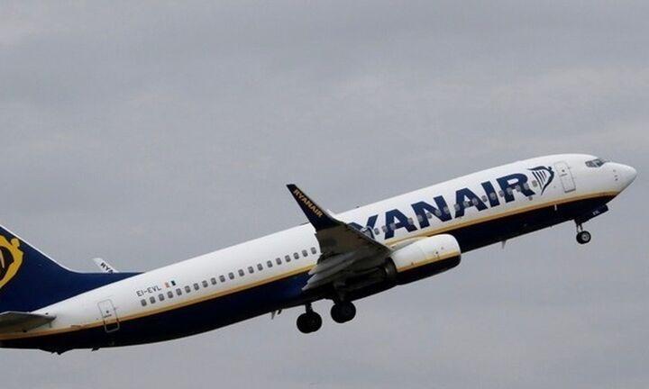 Η Ryanair σχεδιάζει  3.500 απολύσεις