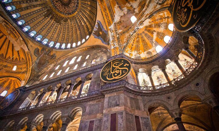 ΗΠΑ προς Τουρκία: Μην αλλάξετε το καθεστώς για την Αγία Σοφία