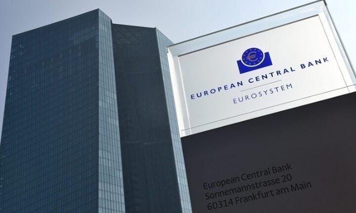 ΕΚΤ: Σταθερό το κόστος δανεισμού των επιχειρήσεων τον Μάιο