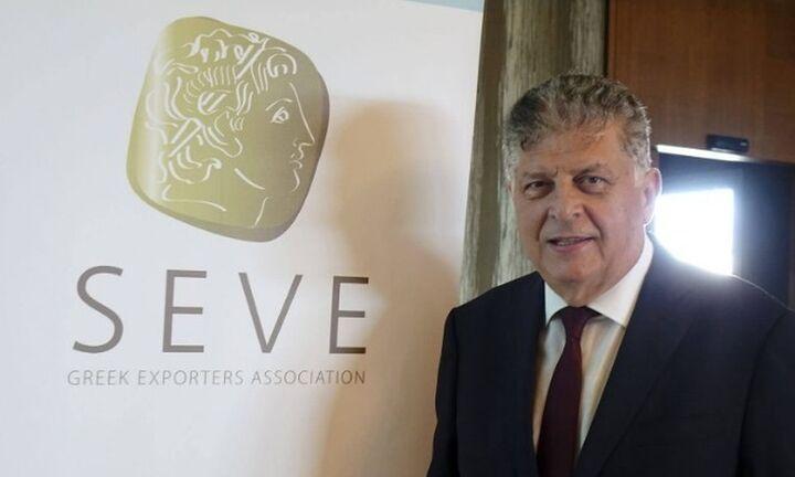 Στη θέση του προέδρου του ΣΕΒΕ ως το 2022 ο Γ. Κωνσταντόπουλος