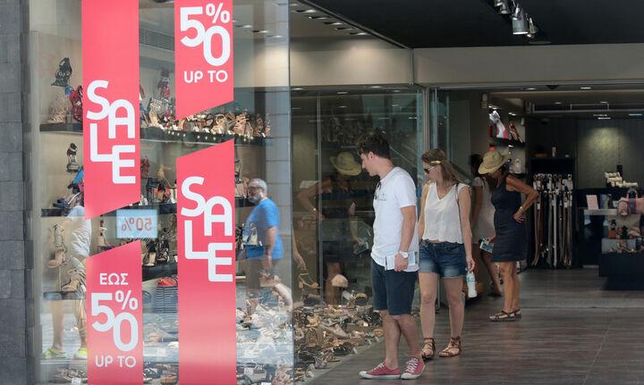 Πότε ξεκινούν οι εκπτώσεις - Ποια Κυριακή θα είναι ανοικτά τα καταστήματα