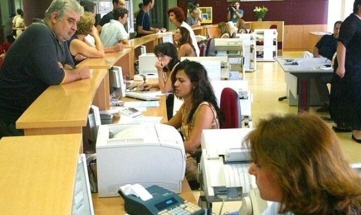 Επίθεση με τσεκούρι: Πανελλαδική στάση εργασίας των εφοριακών σήμερα