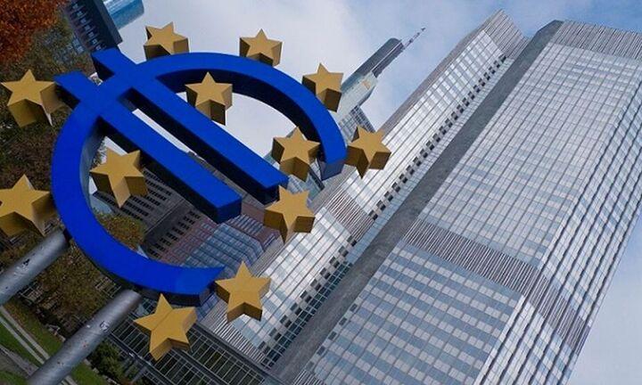 ΕΚΤ: Ύφεση 8,3% φέτος και ανάπτυξη 5,7% το 2021 στην ευρωζώνη