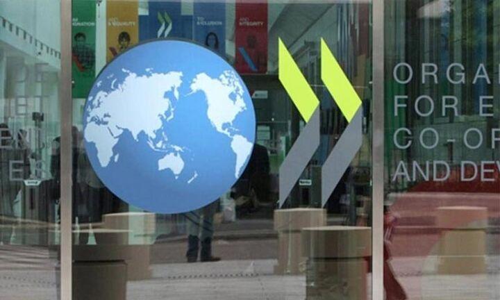 ΟΟΣΑ: Στο 8% η ύφεση στην Ελλάδα το 2020-9,8% σε πιθανό δεύτερο κύμα κορονοϊού