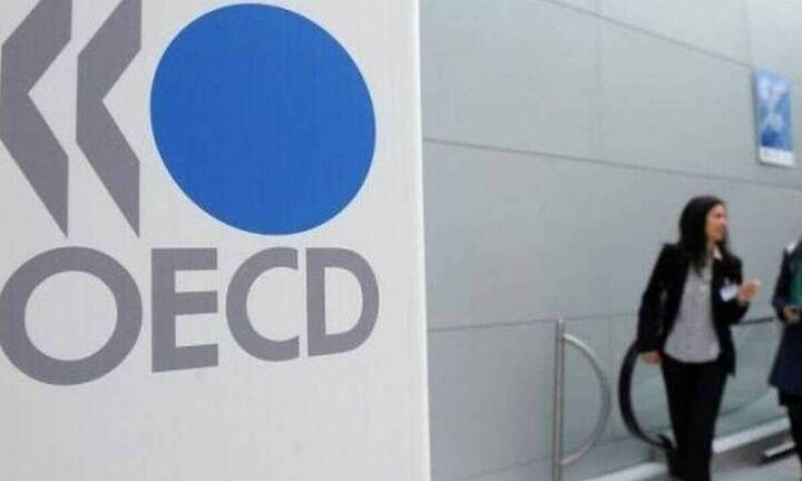 Μειώσεις φόρων και ασφαλιστικών εισφορών στην Ελλάδα ζητά (και) ο ΟΟΣΑ