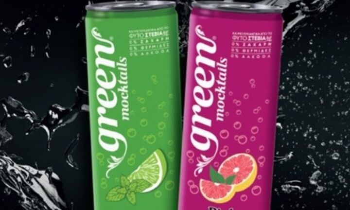 GreenMocktails: Νέες, δροσιστικές γεύσεις από την GreenCola