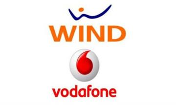 Κοινή εταιρεία συμμετοχών από Wind και Vodafone για τους σταθμούς βάσης