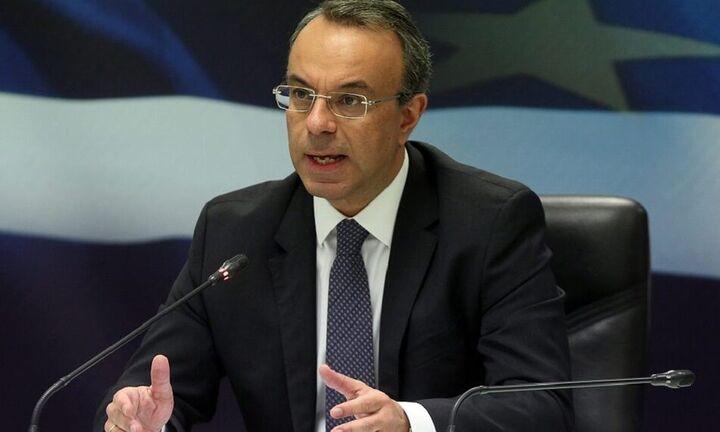 Σταϊκούρας: Στα μέσα του Οκτωβρίου το εθνικό σχέδιο για το Ταμείο Ανάκαμψης