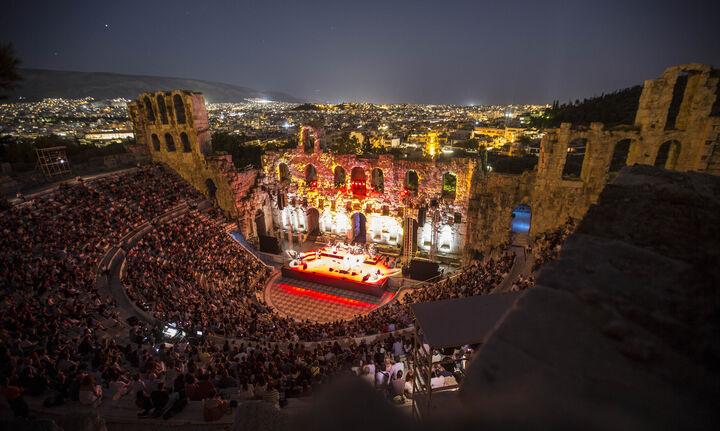 Η Βίκος υποστηρικτής του Φεστιβάλ Αθηνών και Επιδαύρου
