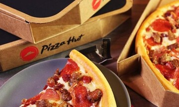 Πώς φτάσαμε στο λουκέτο της Pizza Hut