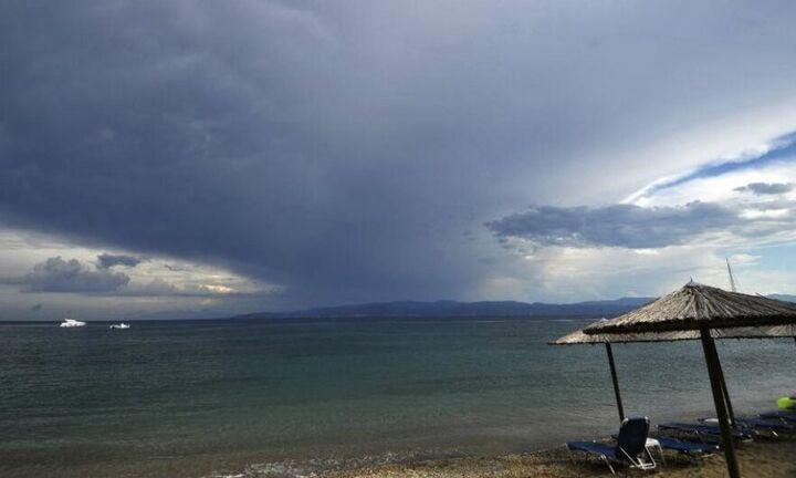 Αλλάζει ο καιρός: Τετραήμερη κακοκαιρία με βροχές, καταιγίδες και χαλαζοπτώσεις