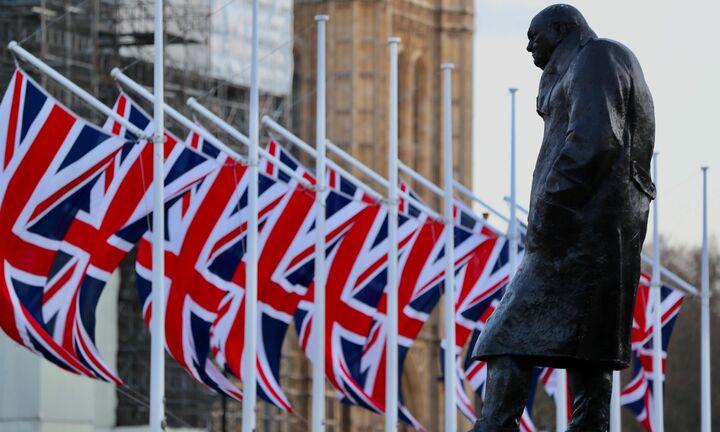 Πρωταθλήτρια ύφεσης η Βρετανία