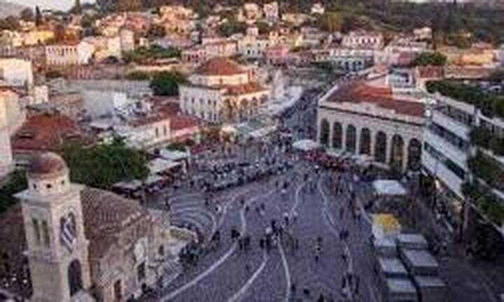 Ανοιχτά τις Κυριακές τα καταστήματα στο ιστορικό κέντρο της Αθήνας
