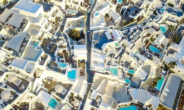 Στο -97,5% οι εισπράξεις από τον τουρισμό