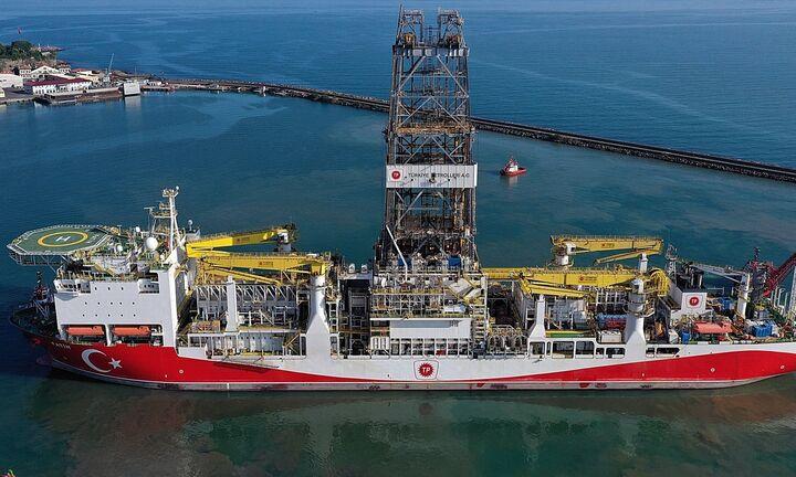 Ερντογάν: Βρήκαμε 320 δισ. κ.μ. φυσικού αερίου