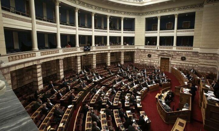 Στη Βουλή οι συμφωνίες για τις ΑΟΖ με Ιταλία και Αίγυπτο