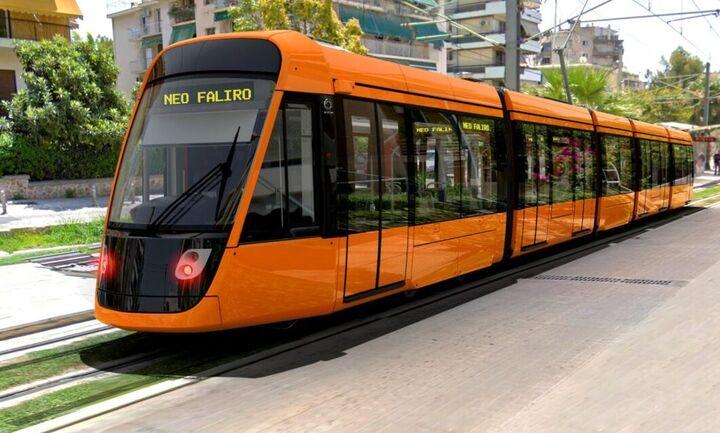 Έρχονται τα νέα τραμ στην Αθήνα
