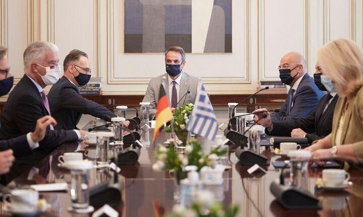 Γερμανός ΥΠΕΞ: Παιχνίδι με τη φωτιά η κατάσταση στη Μεσόγειο