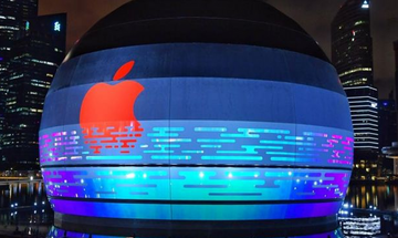 Αυτό είναι το πρώτο πλωτό… κατάστημα της Apple
