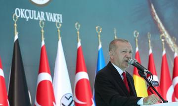 Νέες απειλές Ερντογάν κατά της Ελλάδας