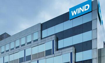 Στα 123,8 εκατ. τα έσοδα της Wind στο 2ο τρίμηνο του έτους