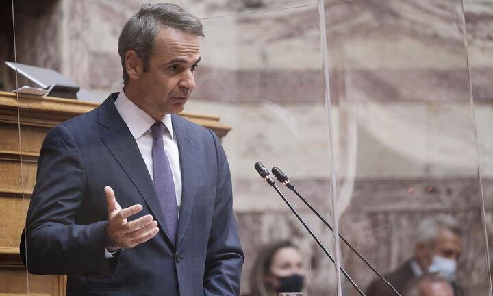 Προειδοποίηση Μητσοτάκη στην Τουρκία για ευρω-κυρώσεις
