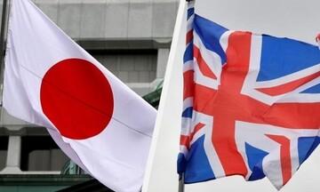 Η Βρετανία έκλεισε την πρώτη εμπορική της συμφωνία με την Ιαπωνία μετά το Brexit