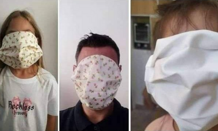 Φτου και από την αρχή με τις μάσκες