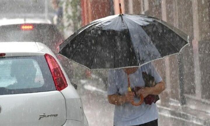 Αλλάζει από την Πέμπτη ο καιρός: Ερχονται βροχές και τοπικές καταιγίδες